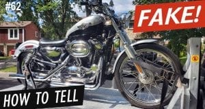 How To Tell If Your Harley-Davidson is an Anniversary Edition or a fake