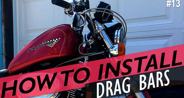How to Change Sportster Handlebars