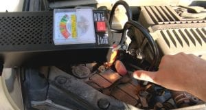 How to test a car battery with a battery load tester