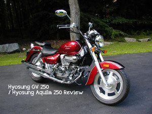 Hyosung GV 250 Review