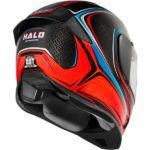 ICON Airframe Pro Carbon Glory Helmet - Back