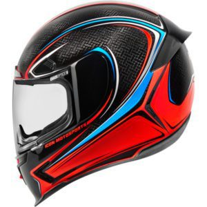 ICON Airframe Pro Carbon Glory Helmet - Profile