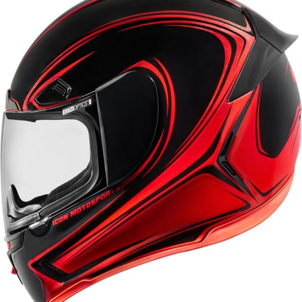 ICON Airframe Pro - Red