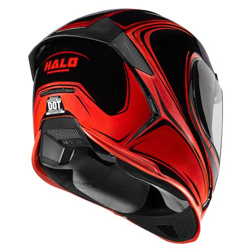 ICON Airframe Pro - Red back