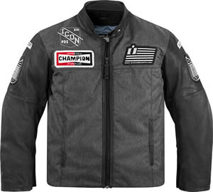 ICON Vigilante Dropout Jacket