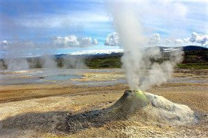 Iceland - Geothermal Activity