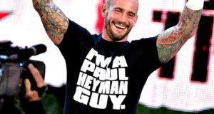 I'm a Paul Heyman Guy