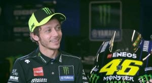 Interview with Valentino Rossi on his 400th MotoGP Race