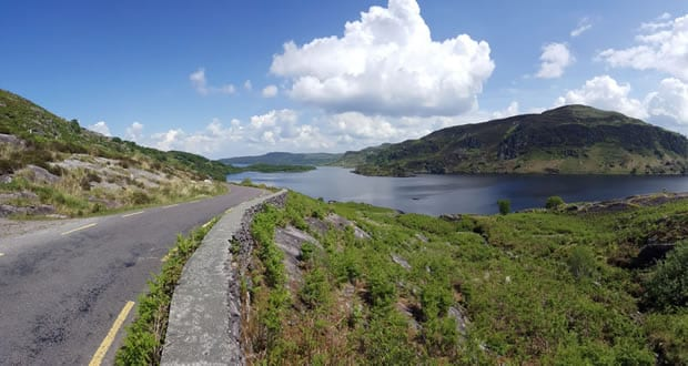 Ireland and the wild Atlantic Way Motorcycle Tour Review