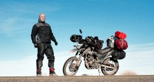 Jeffrey Vonk's 19,000 KM Solo Motorcycle Trip Across South America