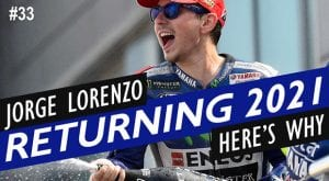 Jorge Lorenzo will come out of retirement return to MotoGP