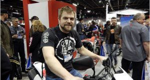 KLK Cycles at the Chicago Motorcycle Show