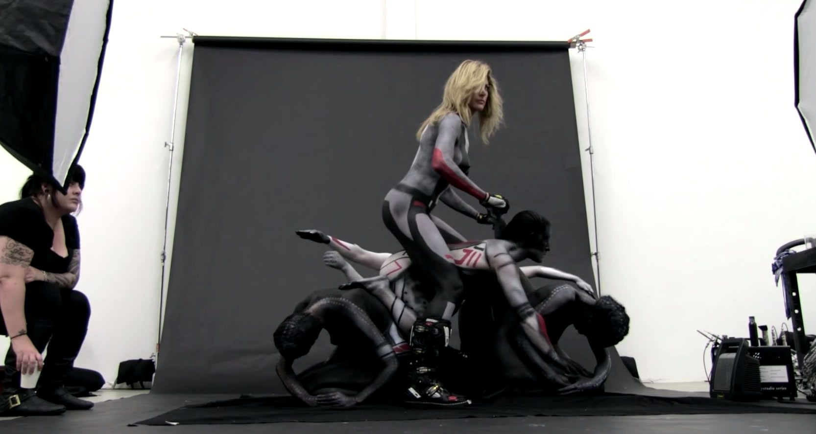 Making of Motorcycle Body Paints