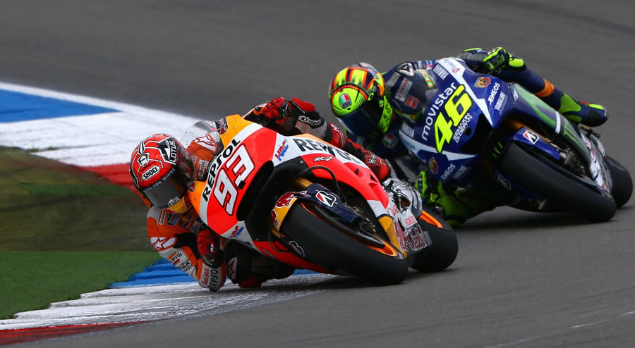 How Do Marquez And Rossi Compare Over Their First 200 Motogp Races Youmotorcycle