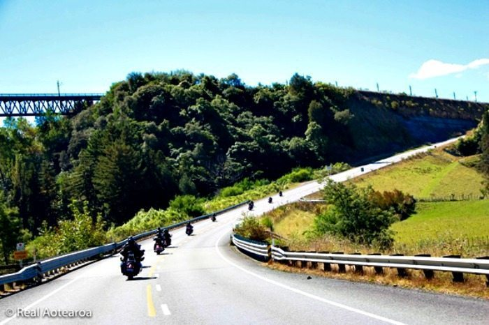 Motorcycle Riding in New Zealand