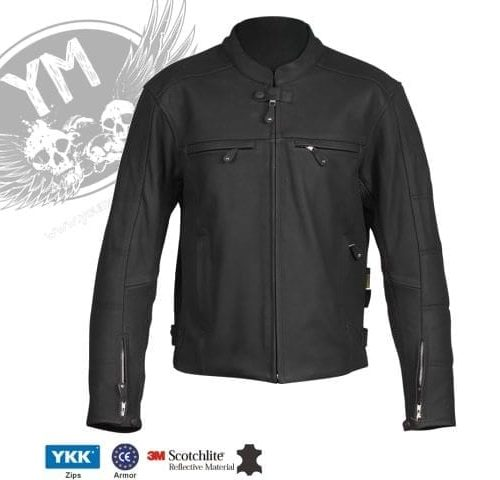 NEXO Fighter Mens Motorcycle Jacket