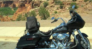 Navajo Canyon De Chelly Motorcycle Ride