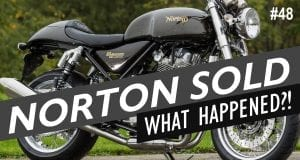 Norton Motorcycles Bought by TVS Motors of India