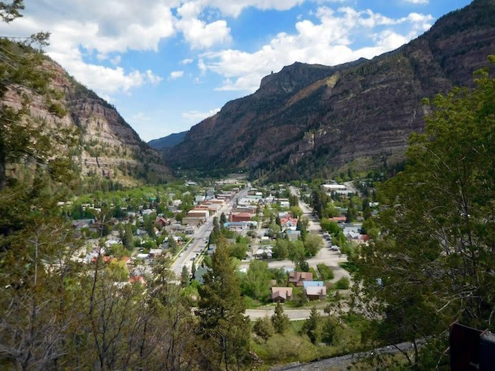 Ouray - Colorado Motorcycle Ride