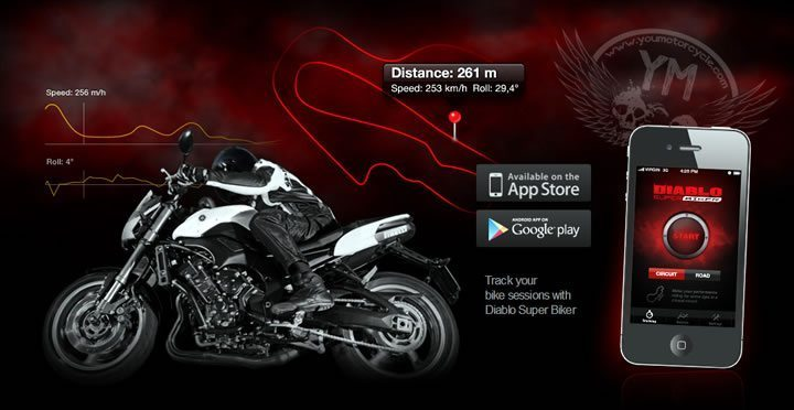Pirelli Diablo Super Bike Motorcycle App
