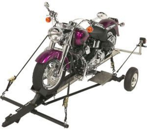 Port a Chopper Motorcycle Trailer