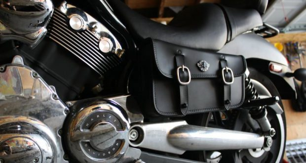 Review of Viking Bags V-Rod Solo Bag