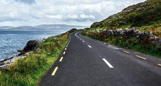 Riding the Irish Wild Atlantic Route by Motorcycle
