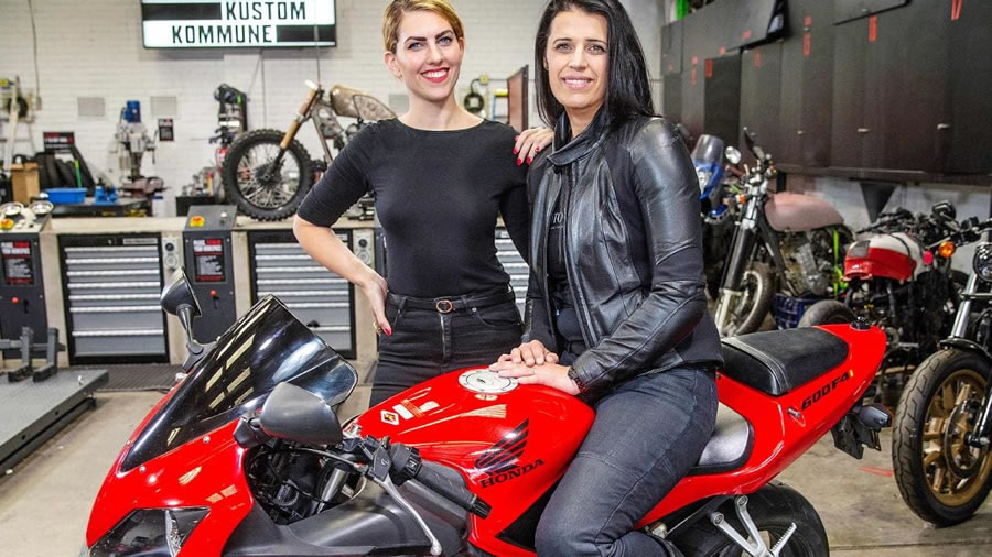 Skincare Tips for Female Motorcycle Riders