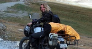 Solo Off-Road Motorcycle Adventures in the Himalayas