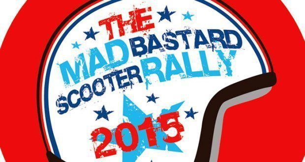 The Mad Bastard Scooter Rally 2015