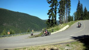 The perfect curves of the Transalpina