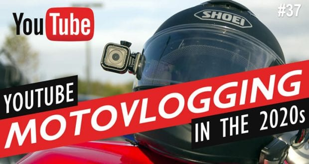 Thoughts On YouTube After my Best Motovlogging Year Ever