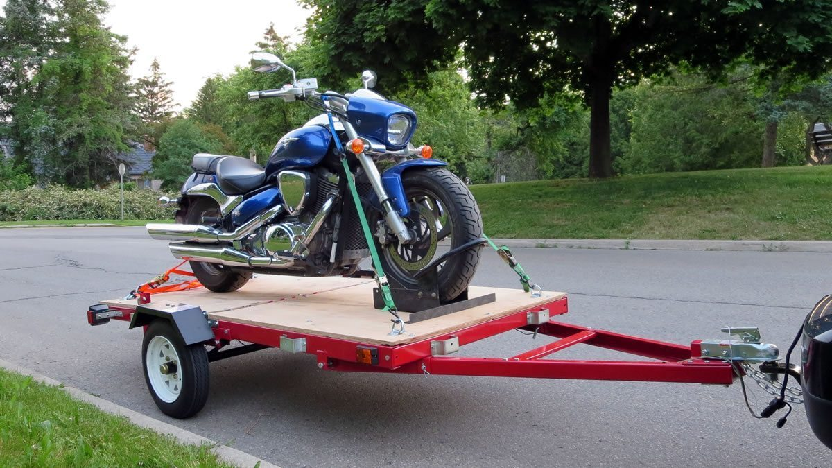 Motorcycle towing in Toronto