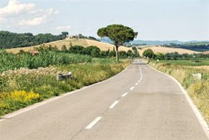 Tuscany motorcycle ride