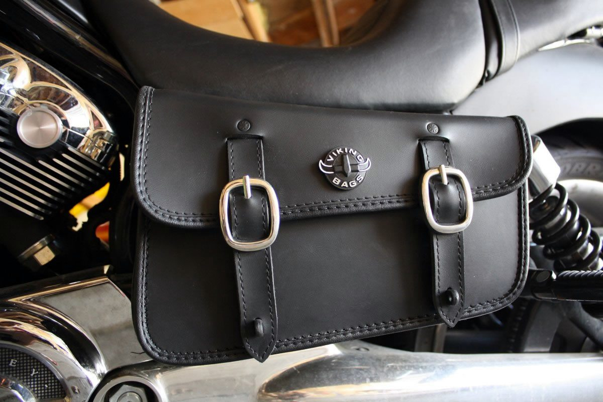Viking Bags V-Rod Solo Bag
