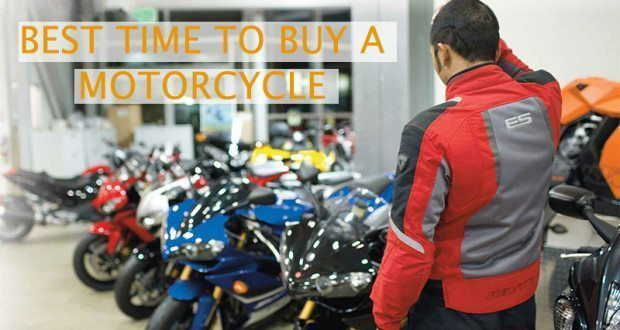 When to Buy A Motorcycle