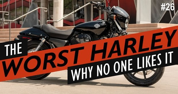 Why Harley-Davidson Owners Don't Like the Street 500 and 750 Motorcycles