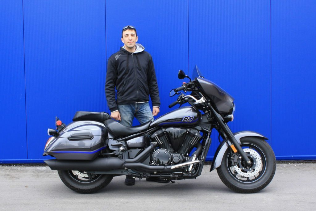 Yamah V-Star Deluxe 1300 Special Edition Review - Thanks Yamaha