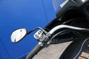 Yamah V-Star Deluxe 1300 Special Edition Review - Handlebar Controls