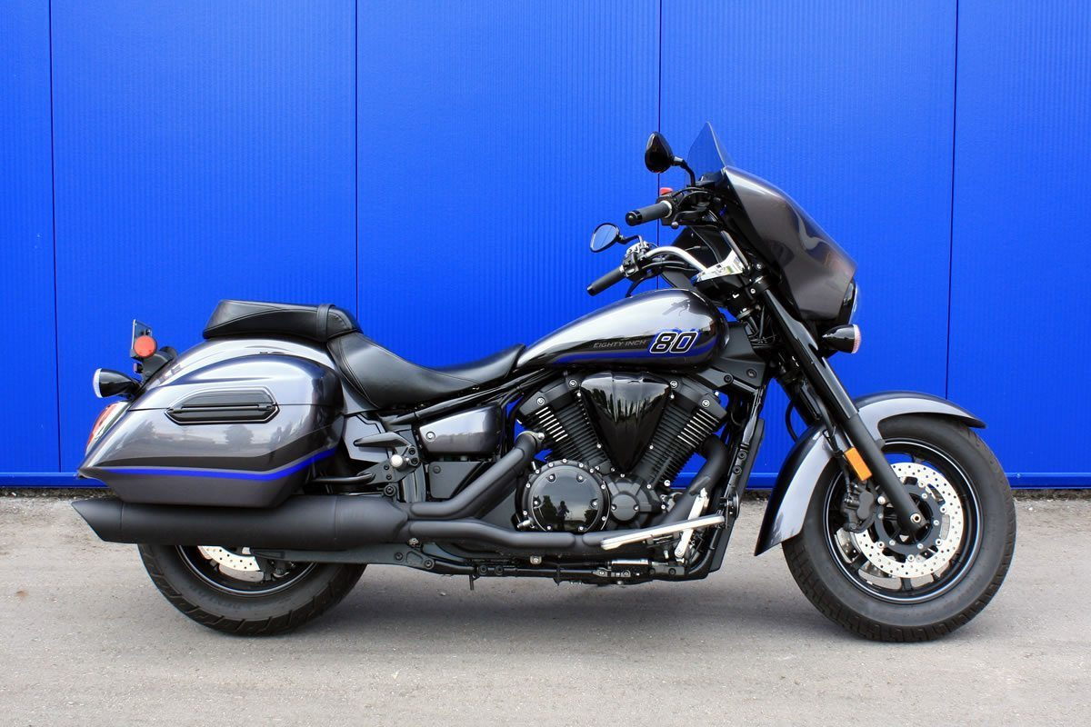 Yamaha V-star 1300 Deluxe Special Edition Review