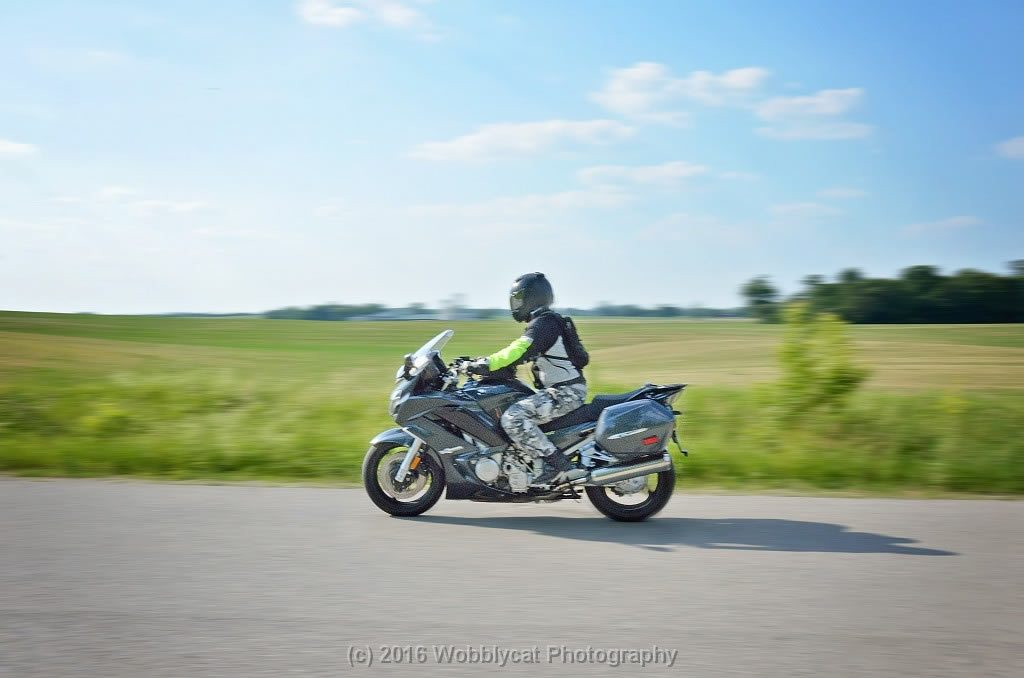 Yamaha FJR1300 Review - rider