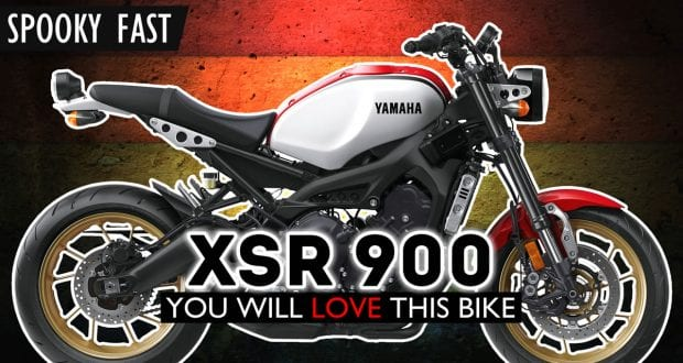 Yamaha XSR 900 - 5 Reasons To Buy One