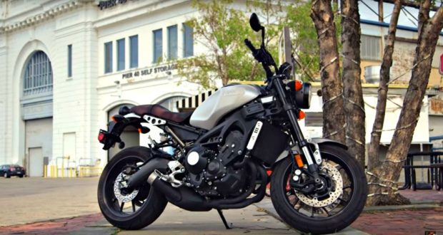 Yamaha XSR900 Video Review