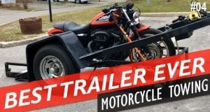 Best motorcycle trailer ever