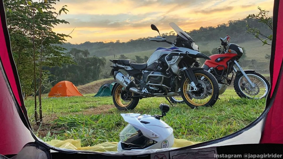 G650GS vs other BMW touring bikes