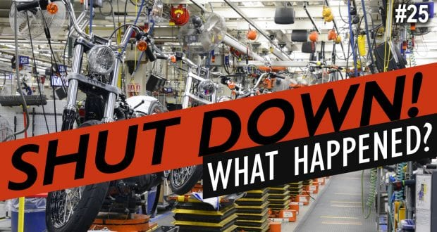 News: Harley-Davidson Closes Kansas City Plant - What Happened?