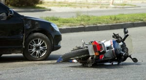 how to prove fault in a motorcycle accident