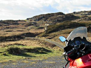 Motorcycle Ride Out to Inishowen & Malin Head, Ireland