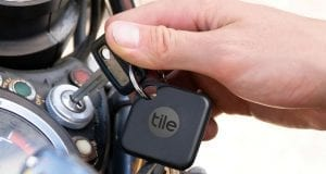motorcycle key tile