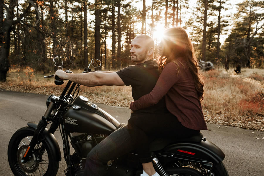 online dating tips for motorcycle riders